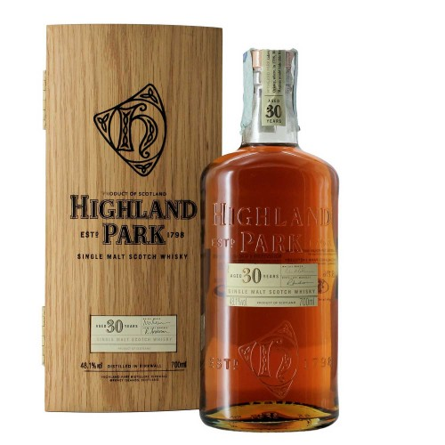 single malt scotch whisky highland park 30 anni 70 cl - enoteca pirovano