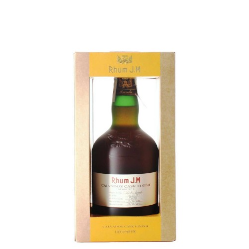 Rhum Calvados Cask Finish...