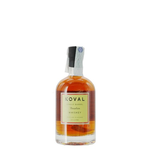 whiskey bourbon single barrel 50 cl koval - enoteca pirovano