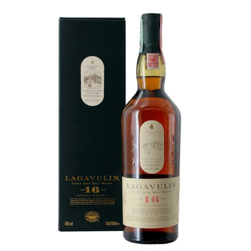 Whisky Lagavulin 16 anni 70 cl