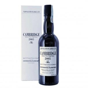 jamaica pure single rum cambridge stce 2005 70 cl long pond - enoteca pirovano