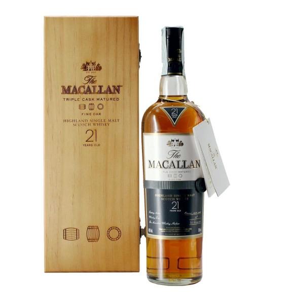 Whisky Macallan Fine Oak 21...