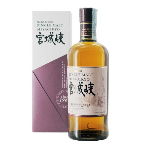 whisky single malt miyagikyou 70 cl nikka - enoteca pirovano