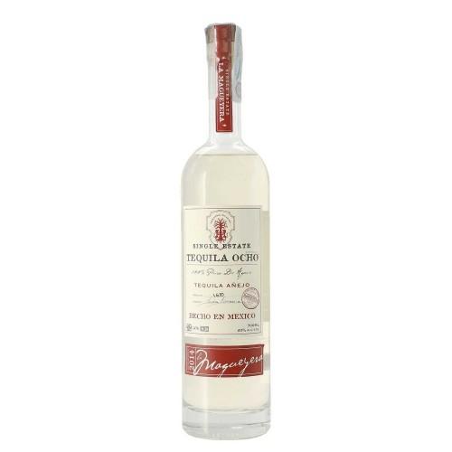 tequila anejo single estate 70 cl ocho  - enoteca pirovano