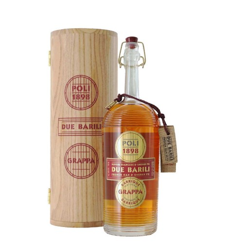"Grappa ""Due Barili"" 70 cl..."