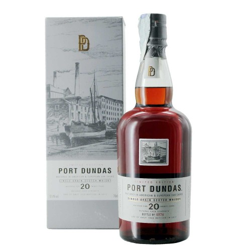Whisky Port Dundas 20 anni...