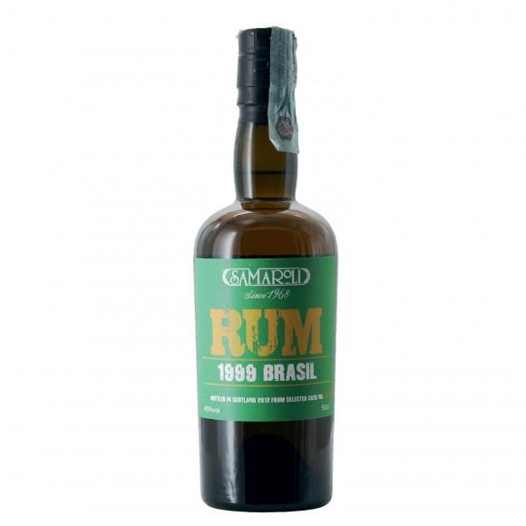 rum brasil 1999 50 cl samaroli - enoteca pirovano