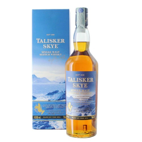 "Whisky Single Malt ""Skye""..."