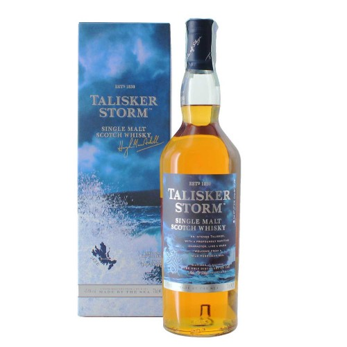 whisky single malt stoem 70 cl talisker - enoteca pirovano