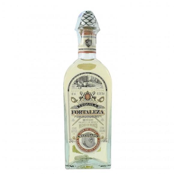 tequila reposado fortaleza 70 cl - enoteca pirovano