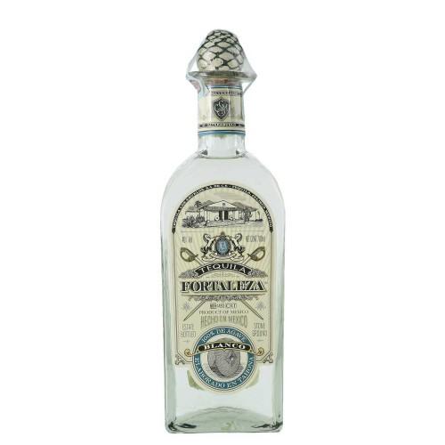 tequila blanco fortaleza 70 cl  - enoteca pirovano