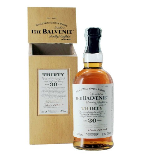 whisky the balvenie thirty 30 anni 70 cl - enoteca pirovano