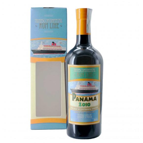 Rum Panama 2010 70 cl...