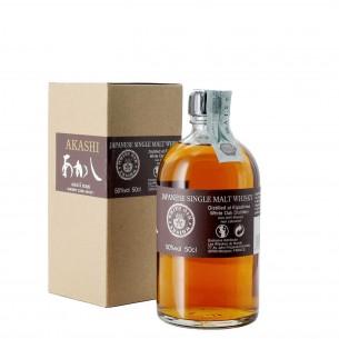 japanese whisky single malt 5 anni sherry cask akashi 50 cl white oak distillery - enoteca pirovano