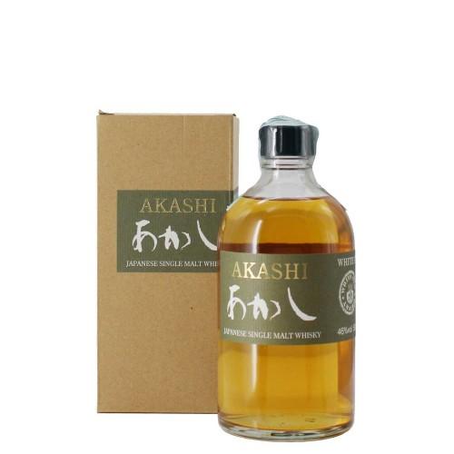 japanese whisky akashi single malt 50 cl white oak distillery - enoteca pirovano