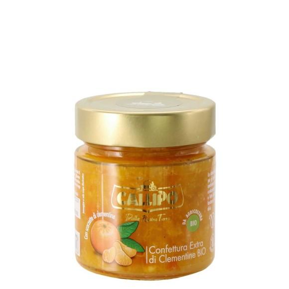 confettura extra di clementine bio 300 gr callipo - enoteca pirovano