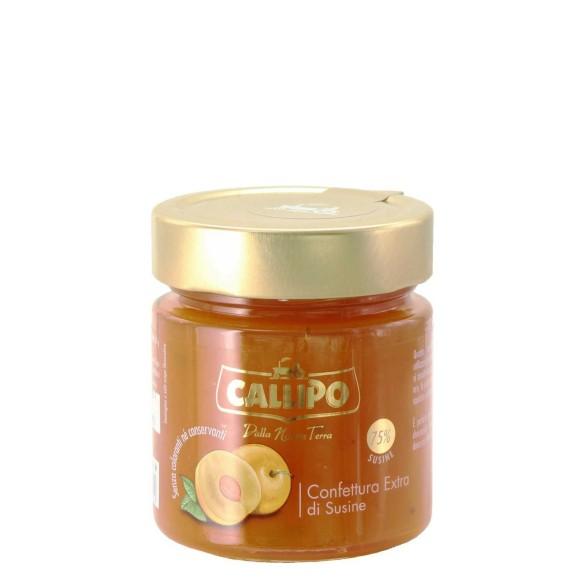 confettura extra di susine 300 gr callipo - enoteca pirovano
