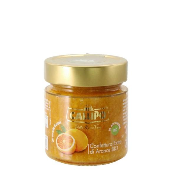 confettura extra di arance bio 300 gr callipo - enoteca pirovano