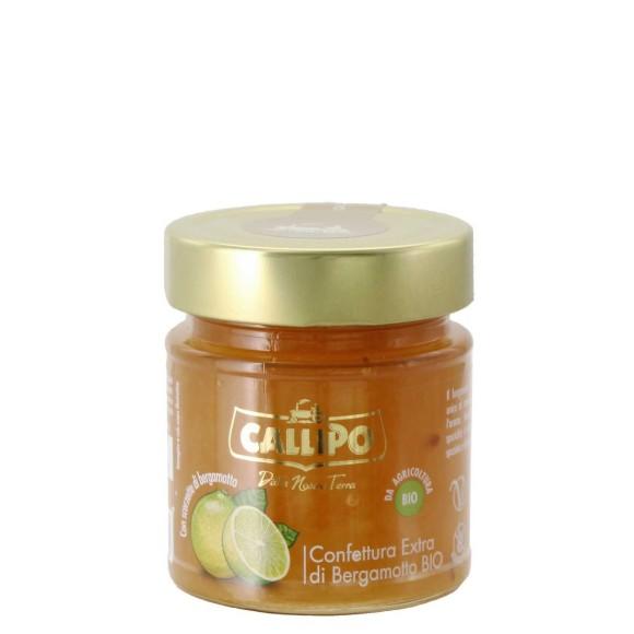 confettura extra di bergamotto bio 280 gr callipo  - enoteca pirovano