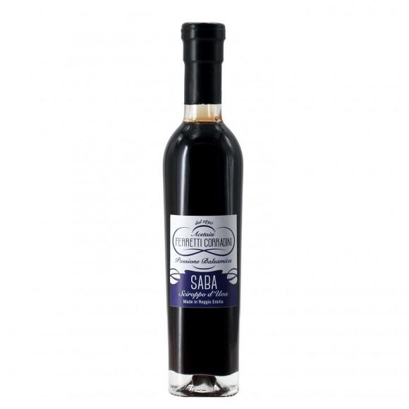 saba sciroppo d'uva 250 ml ferretti corradini - enoteca pirovano