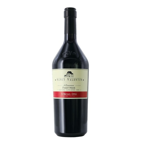 pinot nero sanct valentin riserva 2017 75 cl san michele appiano - enoteca pirovano