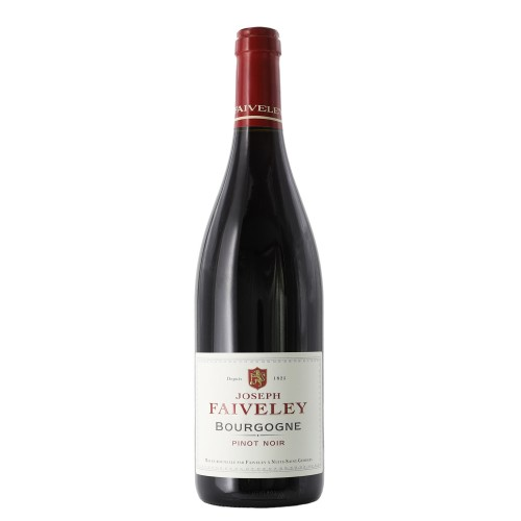 bourgogne pinot noir 2018 75 cl domaine faiveley - enoteca pirovano