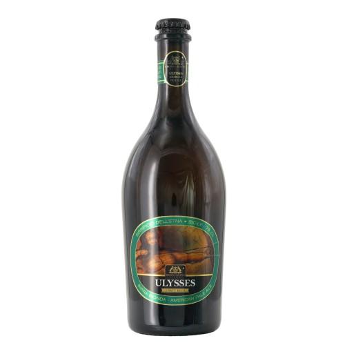 Ulysses crafted blonde American Pale Ale beer 75 cl birrificio dell'etna - enoteca pirovano