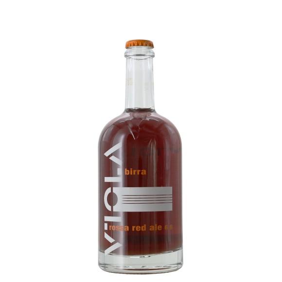 birra viola artigianale rossa red ale 6.6 75 cl birrificio birra arduini - enoteca pirovano