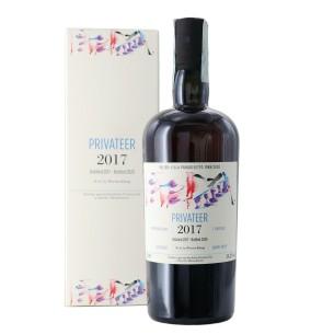 traditional rum privateer 2017 3 anni 70 cl villa paradisetto velier - enoteca pirovano