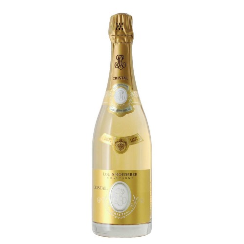 champagne cristal 2012 75 cl louis roederer - enoteca pirovano