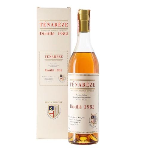 armagnac ténarèze 1982 75 cl domaine pouchegu - enoteca pirovano