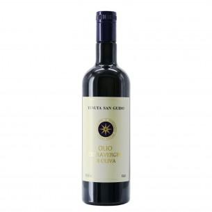 olio extravergine di oliva 75 cl tenuta san guido