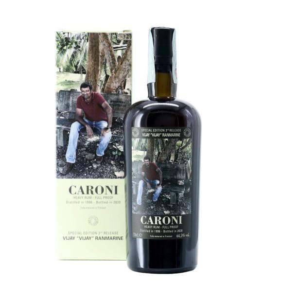 Rum Employees Vijay Vijay Ranmarine 1996 70 cl Caroni - enoteca pirovano