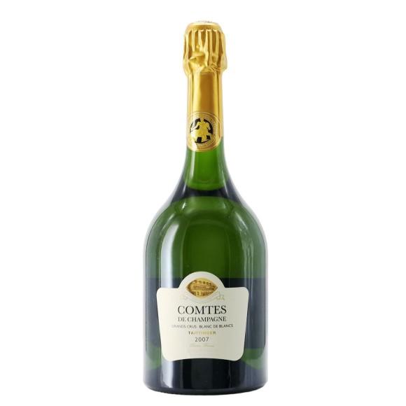 Champagne Blanc de Blancs...