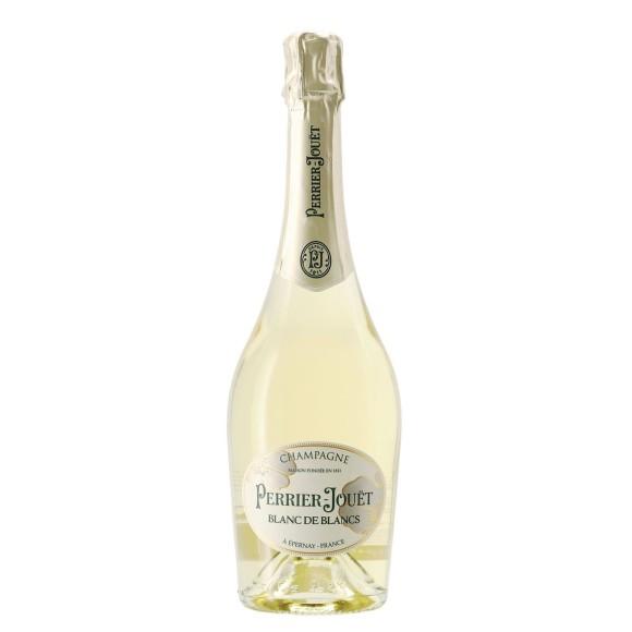 champagne brut blanc de blancs 75 cl perrier jouet - enoteca pirovano