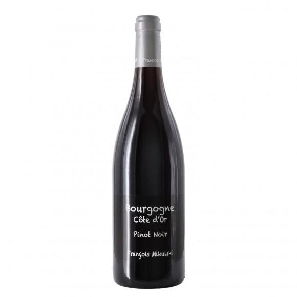 bourgogne pinot noir 2018 75 cl mikulski francois - enoteca pirovano