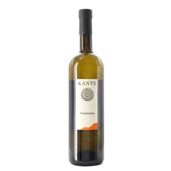 chardonnay 2017 75 cl kante - enoteca pirovano