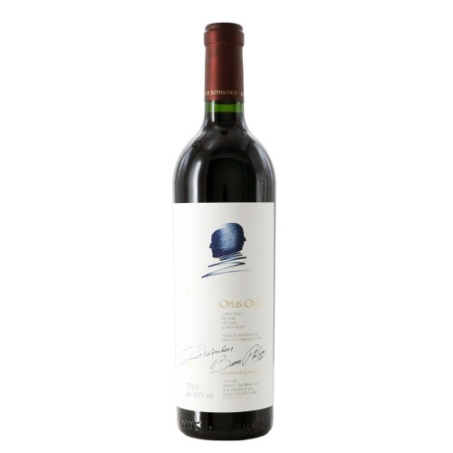napa valley red wine opus one 2016 75 cl - enoteca pirovano