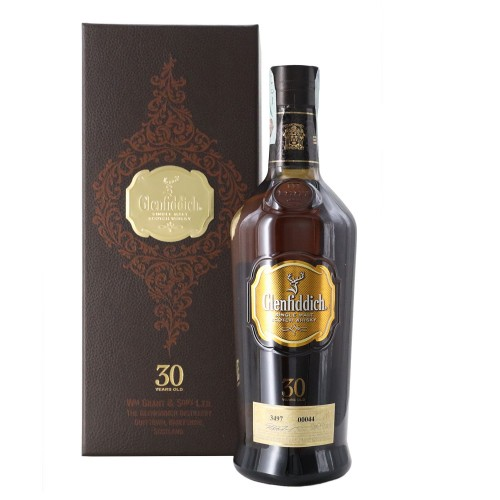 Whisky Single Malt 30 Years...
