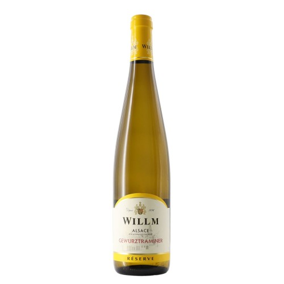 gewurztraminer reserve 2018 75 cl alsace willm - enoteca pirovano