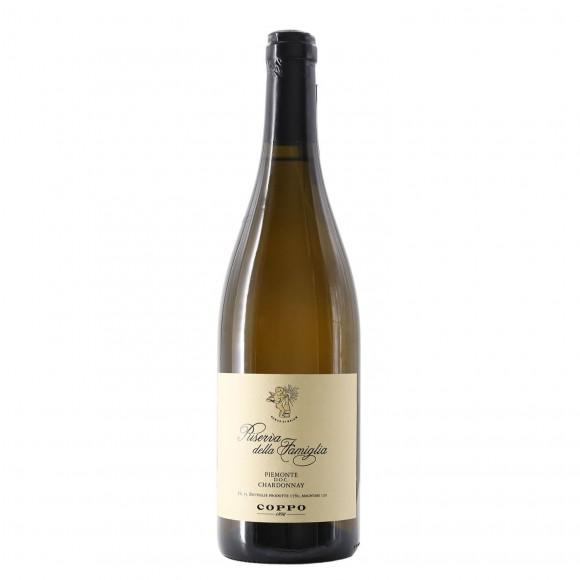chardonnay riserva della famiglia 2015 75 cl coppo - enoteca pirovano