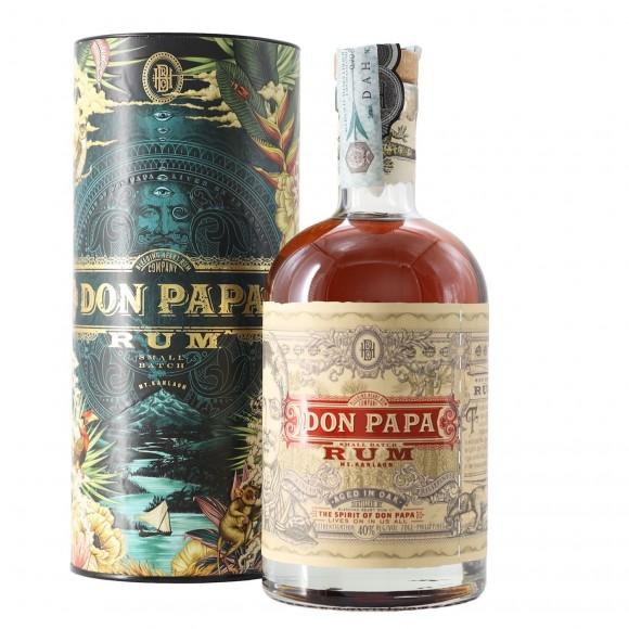 Rum Don Papa 70 cl con...