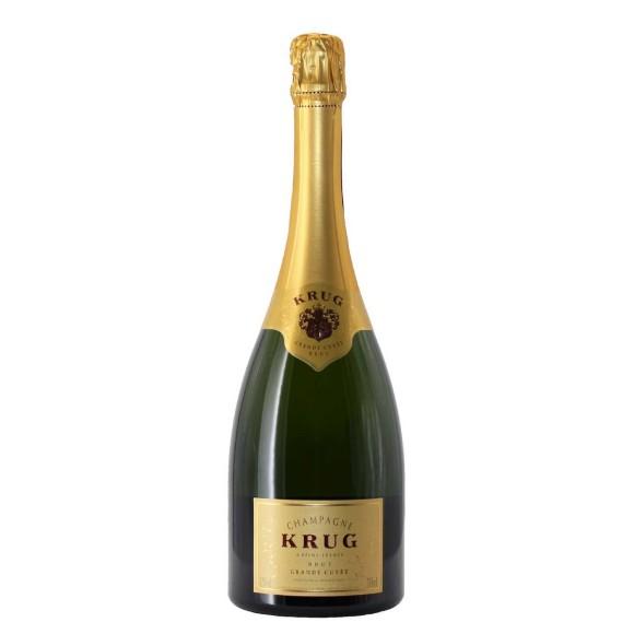 champagne brut grande cuvee 75 cl 168eme edition krug - enoteca pirovano