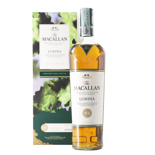 scotch whisky single malt lumina 70 cl macallan - enoteca pirovano