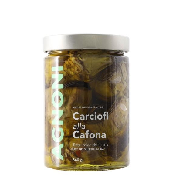 Cafona artichokes 500 gr...