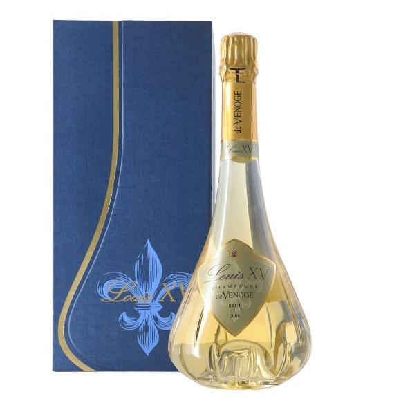 champagne louis xv brut millesimato 2008 75 cl de venoge - enoteca pirovano