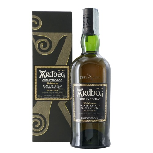 whisky islay single malt corryvreckan 70 cl ardbeg - enoteca pitovano