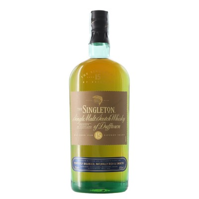 whisky single malt the singleton 15 y.o.  70 cl dufftown distillery - enoteca pirovano