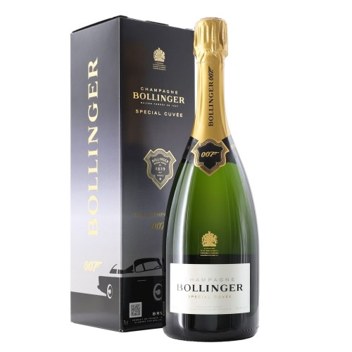 champagne brut special cuvée 007 limited edition 75 cl bollinger - enoteca pirovano