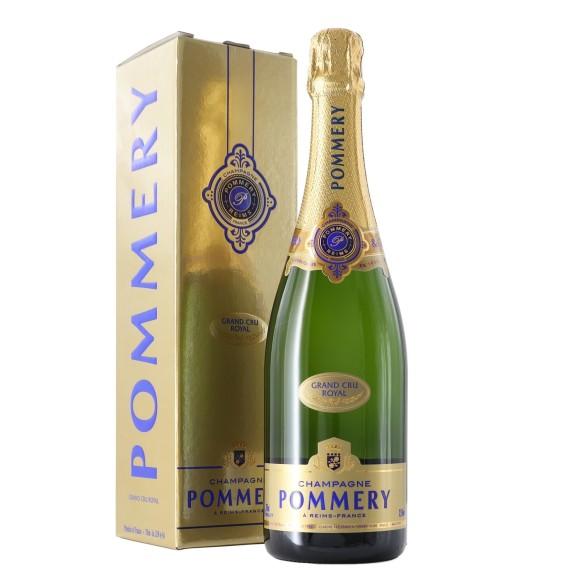 champagne grand cru royal 2008 75 cl pommery - enoteca pirovano
